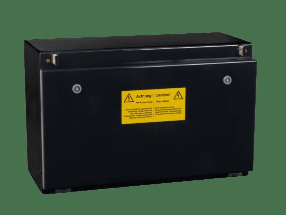 bidirektionaler Wechselrichter im Unterflurgehäuse für Schienenfahrzeuge (EN50155 und EN45545)