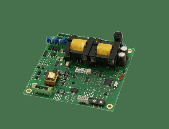 Anrtiebstechnik für Verbrennungsmotoren - Spannungsregler für Syncrongenerator