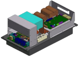 1700V Dreiphasen-Umrichter am Fahrdraht (EN50155)