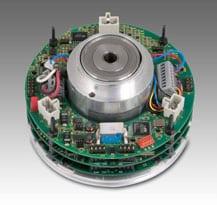 Antriebseinheit mit Induktiver-Energie und -Datenübertragung