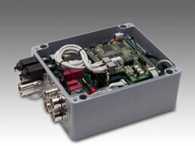 Steuererlektronik für kontaktlose Energie- und - Datenübertragung