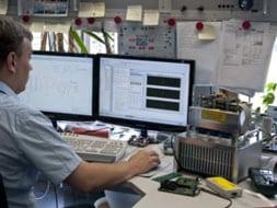 Elektronikentwicklungsdienstleistungen für Elektronikbaugurppen