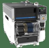 SMD Bestückung mit modernen Bestückungsmaschinen